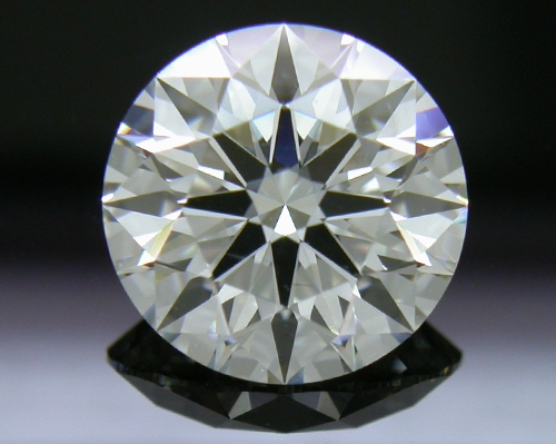 2.095 ct I SI1 A CUT ABOVE® Hearts and Arrows Super Ideal Round Cut Loose Diamond