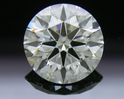 1.274 ct H SI2 A CUT ABOVE® Hearts and Arrows Super Ideal Round Cut Loose Diamond