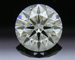 1.08 ct H SI1 A CUT ABOVE® Hearts and Arrows Super Ideal Round Cut Loose Diamond