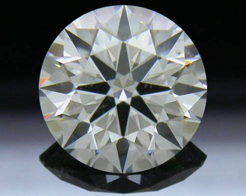 1.02 ct H SI2 A CUT ABOVE® Hearts and Arrows Super Ideal Round Cut Loose Diamond