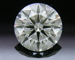 1.002 ct I VS2 A CUT ABOVE® Hearts and Arrows Super Ideal Round Cut Loose Diamond