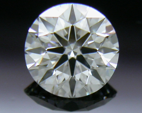 0.33 ct F VS2 A CUT ABOVE® Hearts and Arrows Super Ideal Round Cut Loose Diamond