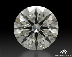 0.715 ct E SI2 A CUT ABOVE® Hearts and Arrows Super Ideal Round Cut Loose Diamond