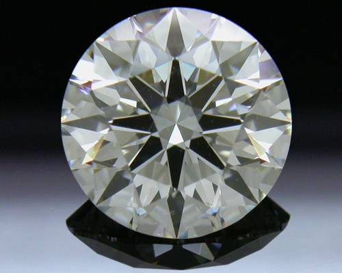 2.40 ct I VS2 A CUT ABOVE® Hearts and Arrows Super Ideal Round Cut Loose Diamond