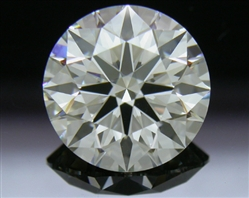 1.716 ct I VS1 A CUT ABOVE® Hearts and Arrows Super Ideal Round Cut Loose Diamond