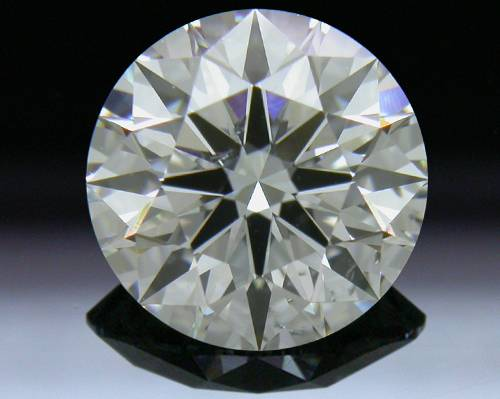 1.58 ct G SI2 A CUT ABOVE® Hearts and Arrows Super Ideal Round Cut Loose Diamond