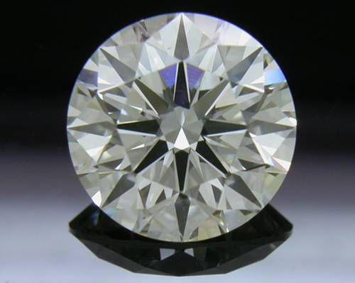 1.515 ct J SI1 A CUT ABOVE® Hearts and Arrows Super Ideal Round Cut Loose Diamond