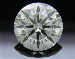 1.273 ct H SI1 A CUT ABOVE® Hearts and Arrows Super Ideal Round Cut Loose Diamond