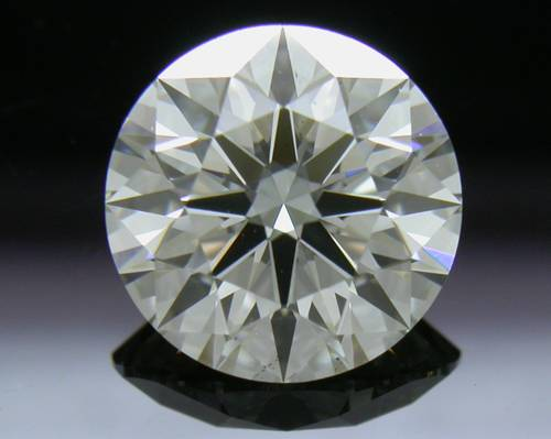 1.275 ct J VS2 A CUT ABOVE® Hearts and Arrows Super Ideal Round Cut Loose Diamond