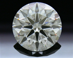 1.128 ct G VS1 A CUT ABOVE® Hearts and Arrows Super Ideal Round Cut Loose Diamond
