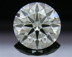 1.07 ct G SI2 A CUT ABOVE® Hearts and Arrows Super Ideal Round Cut Loose Diamond