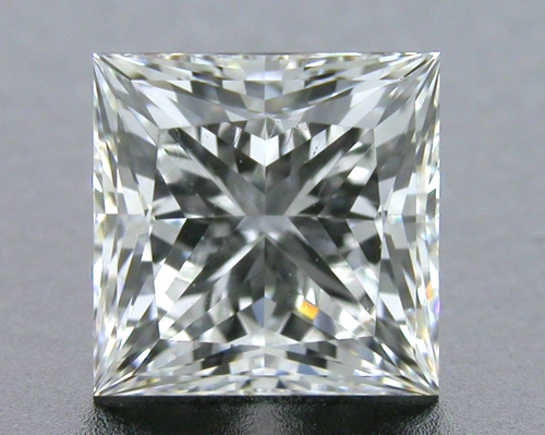 1.028 ct G VS2 A CUT ABOVE® Princess Super Ideal Cut Diamond