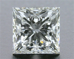 1.028 ct G VS2 A CUT ABOVE® Princess Super Ideal Cut Diamond