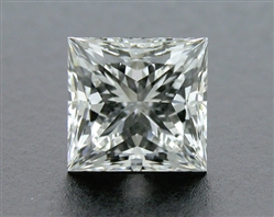 0.722 ct G SI1 A CUT ABOVE® Princess Super Ideal Cut Diamond