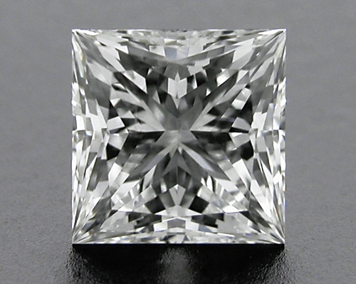 0.708 ct G SI2 A CUT ABOVE® Princess Super Ideal Cut Diamond