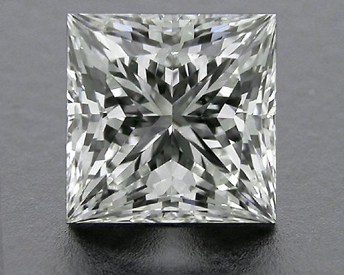 0.791 ct I VS2 A CUT ABOVE® Princess Super Ideal Cut Diamond