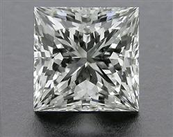 0.791 ct I VS2 A CUT ABOVE® Princess Super Ideal Cut Diamond