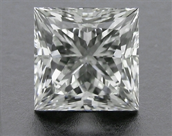 0.74 ct H SI1 A CUT ABOVE® Princess Super Ideal Cut Diamond