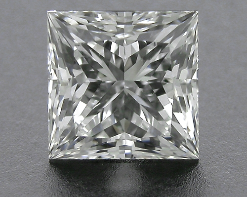 0.712 ct G VS2 A CUT ABOVE® Princess Super Ideal Cut Diamond