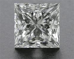 0.712 ct G VS2 A CUT ABOVE® Princess Super Ideal Cut Diamond