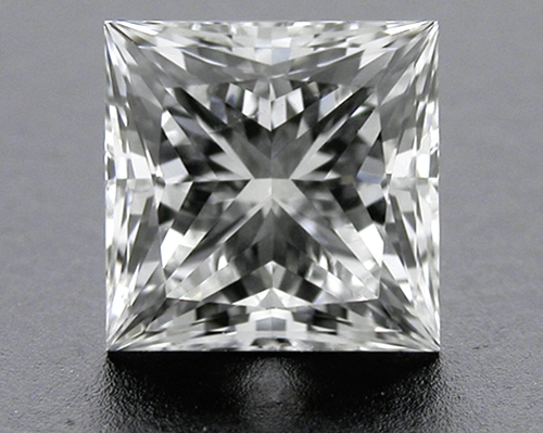 0.713 ct G VS2 A CUT ABOVE® Princess Super Ideal Cut Diamond