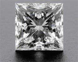 0.713 ct G VS2 A CUT ABOVE® Princess Super Ideal Cut Diamond