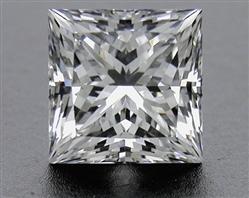1.024 ct D VS1 A CUT ABOVE® Princess Super Ideal Cut Diamond