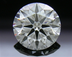 0.898 ct H VS1 Expert Selection Round Cut Loose Diamond