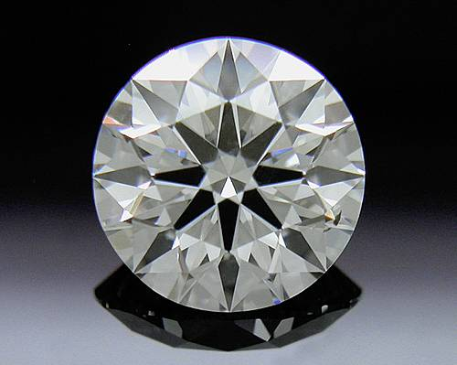 0.713 ct I SI1 A CUT ABOVE® Hearts and Arrows Super Ideal Round Cut Loose Diamond