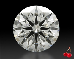 0.516 ct E SI2 Expert Selection Round Cut Loose Diamond