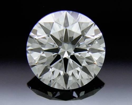 0.515 ct E VS2 A CUT ABOVE® Hearts and Arrows Super Ideal Round Cut Loose Diamond