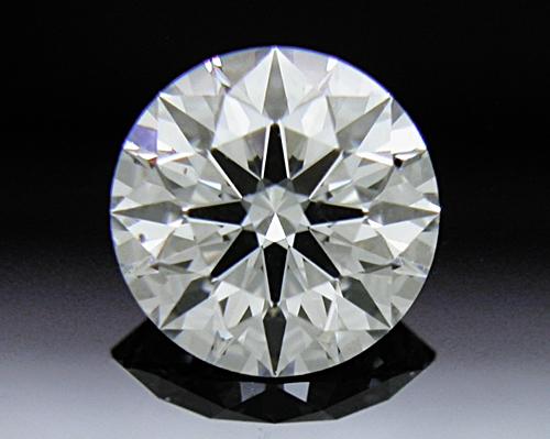 0.60 ct E SI1 A CUT ABOVE® Hearts and Arrows Super Ideal Round Cut Loose Diamond