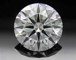 0.512 ct G VS1 A CUT ABOVE® Hearts and Arrows Super Ideal Round Cut Loose Diamond