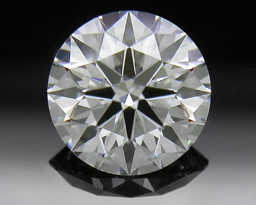 0.631 ct G VS1 A CUT ABOVE® Hearts and Arrows Super Ideal Round Cut Loose Diamond