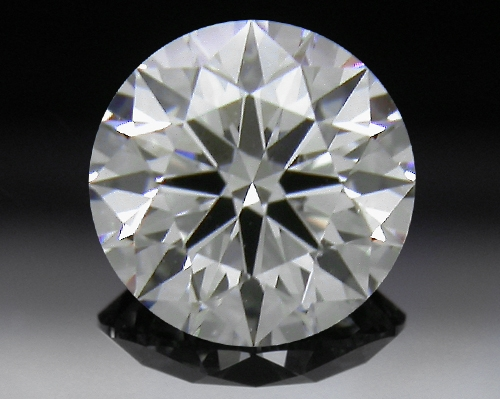 0.628 ct G VS1 A CUT ABOVE® Hearts and Arrows Super Ideal Round Cut Loose Diamond