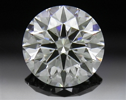 0.532 ct H VS2 A CUT ABOVE® Hearts and Arrows Super Ideal Round Cut Loose Diamond