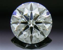 0.532 ct H VS1 A CUT ABOVE® Hearts and Arrows Super Ideal Round Cut Loose Diamond