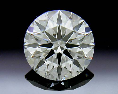 0.621 ct H VS1 A CUT ABOVE® Hearts and Arrows Super Ideal Round Cut Loose Diamond