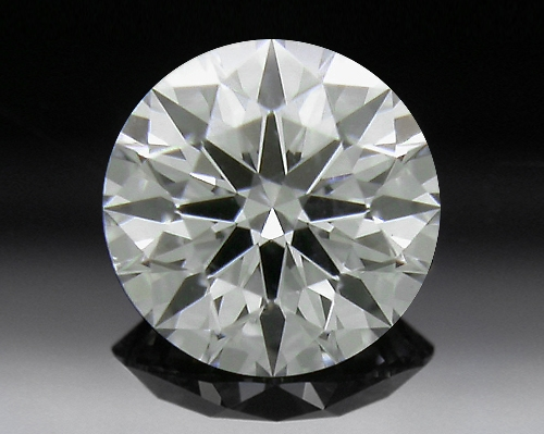 0.411 ct G VVS2 A CUT ABOVE® Hearts and Arrows Super Ideal Round Cut Loose Diamond