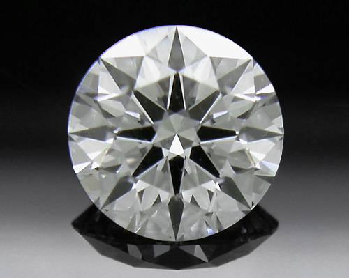 0.404 ct E VS2 A CUT ABOVE® Hearts and Arrows Super Ideal Round Cut Loose Diamond
