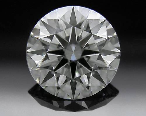 0.398 ct H VS2 A CUT ABOVE® Hearts and Arrows Super Ideal Round Cut Loose Diamond