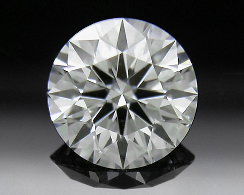 0.425 ct H VS2 A CUT ABOVE® Hearts and Arrows Super Ideal Round Cut Loose Diamond