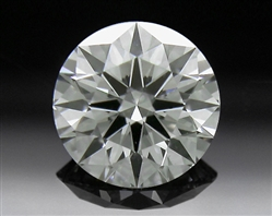 0.416 ct I VS2 A CUT ABOVE® Hearts and Arrows Super Ideal Round Cut Loose Diamond