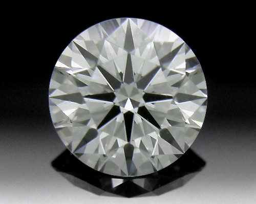 0.406 ct I VS2 A CUT ABOVE® Hearts and Arrows Super Ideal Round Cut Loose Diamond