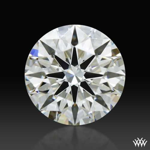 0.41 ct I VS2 A CUT ABOVE® Hearts and Arrows Super Ideal Round Cut Loose Diamond