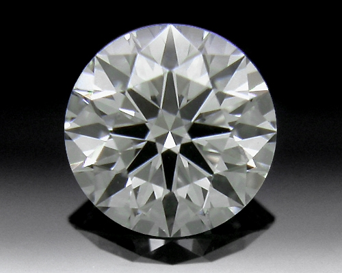 0.404 ct I VS1 A CUT ABOVE® Hearts and Arrows Super Ideal Round Cut Loose Diamond