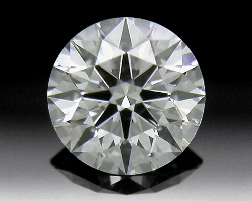 0.335 ct H SI1 A CUT ABOVE® Hearts and Arrows Super Ideal Round Cut Loose Diamond