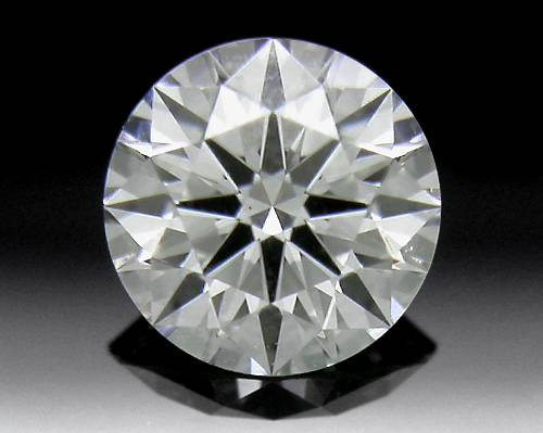 0.338 ct H VS2 A CUT ABOVE® Hearts and Arrows Super Ideal Round Cut Loose Diamond