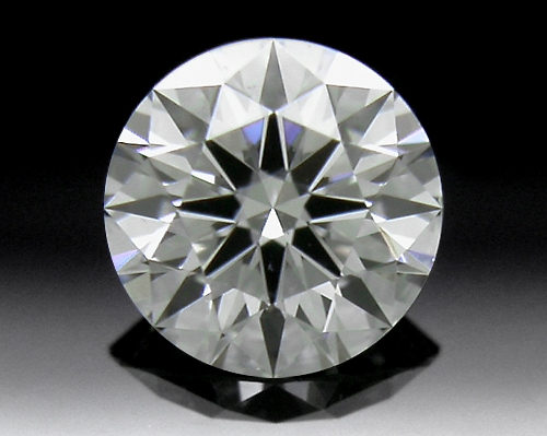 0.338 ct I VS2 A CUT ABOVE® Hearts and Arrows Super Ideal Round Cut Loose Diamond