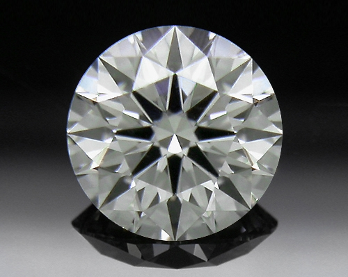 0.39 ct J VS1 A CUT ABOVE® Hearts and Arrows Super Ideal Round Cut Loose Diamond